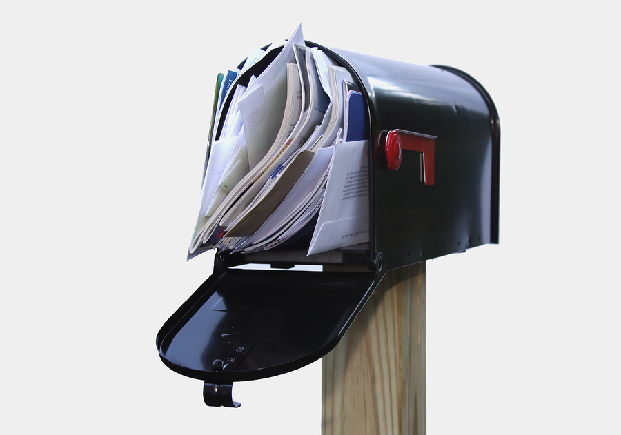 How to eliminate junk mail in Bremerton, WA