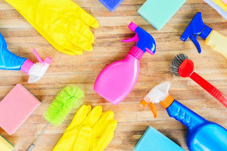 Spring cleaning your Bremerton, WA home