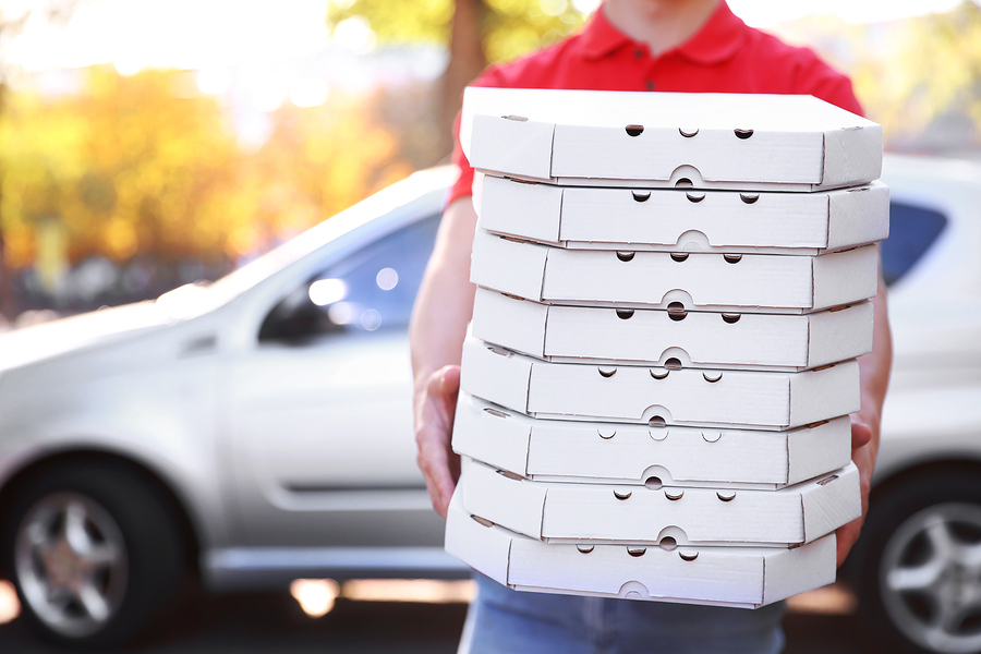 Insurance options for food delivery in Bremerton, WA